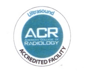 Our accreditation with the ACR is complete!