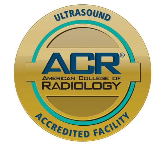 ACR Ultrasound Accredited